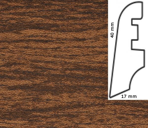 podlahová MDF li u0161ta o u0159ech tabák 2400mm LAMINO Stolárske potreby